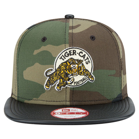 Hamilton Tiger-Cats Brandon Banks New Era Player Inspired Series Snapback