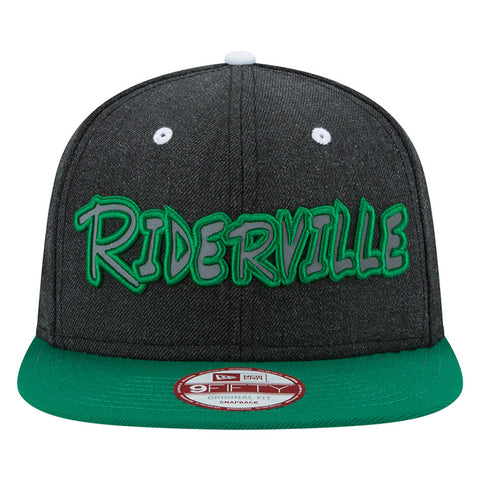 Saskatchewan Roughriders Terrell Maze New Era Player Inspired Series Snapback
