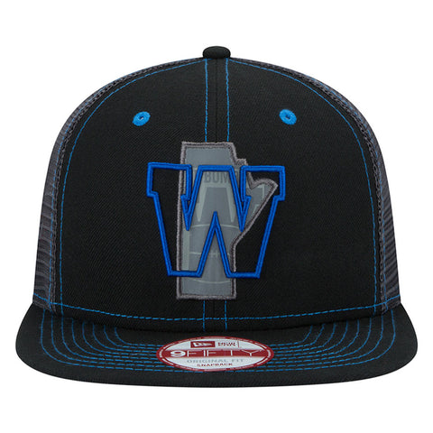 Winnipeg Blue Bombers Maurice Leggett New Era Player Inspired Series Snapback