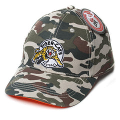 Hamilton Tiger-Cats Mens Camo Cap