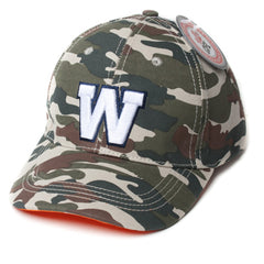 Winnipeg Blue Bombers Mens Camo Cap