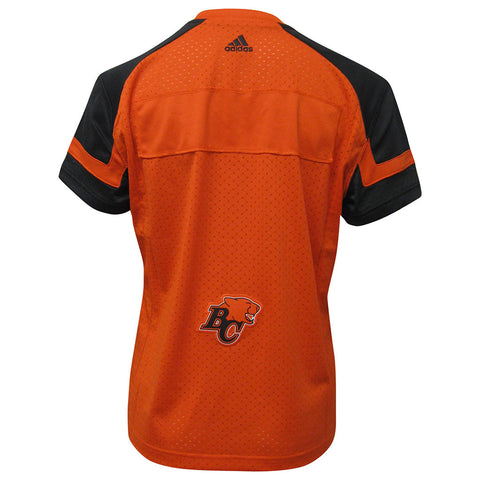Bc lions women 39 s apparel cardigan with buttons for Bc lions t shirts