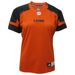 BC Lions Adidas Women's Home Jersey