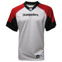 Calgary Stampeders Adidas Away Jersey