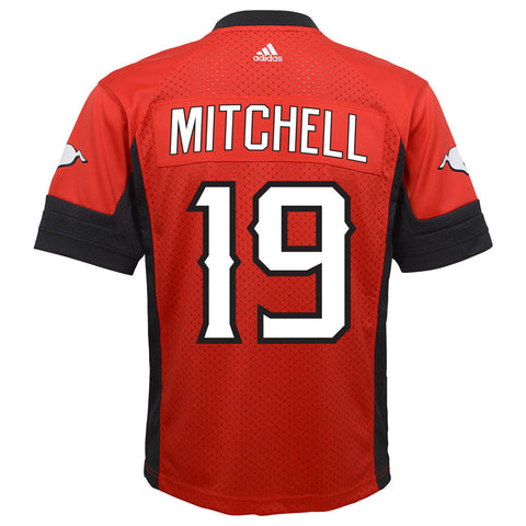 Calgary Stampeders Bo Levi Mitchell Adidas Home Jersey