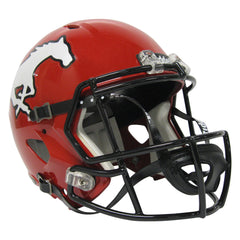 Calgary Stampeders Riddell Speed Replica Helmet