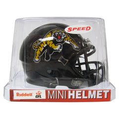 Hamilton Tiger-Cats Riddell Speed Mini Helmet
