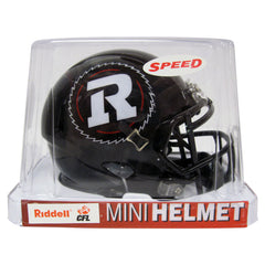Ottawa REDBLACKS Riddell Speed Mini Helmet