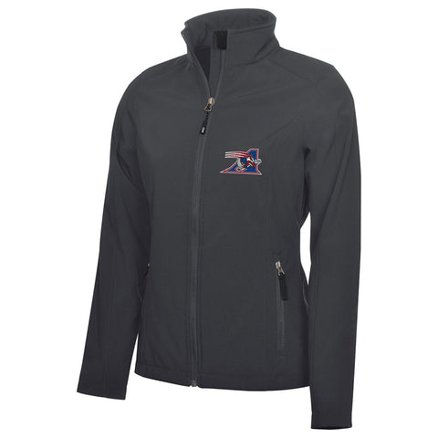 Montreal Alouettes Adult Women's Graphite Jacket