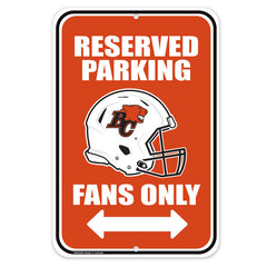 BC Lions 10x15 Parking Sign