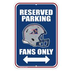 Montreal Alouettes 10x15 Parking Sign