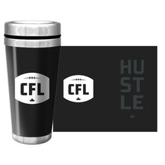 CFL Limited Collection HUSTLE Travel Mug