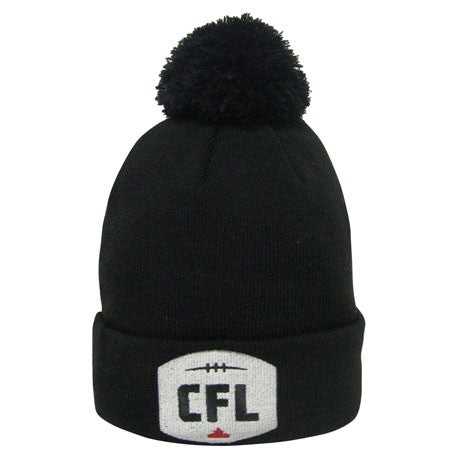 CFL Limited Collection Logo New Era Pom Toque