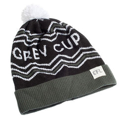 CFL Limited Collection Grey Cup Black Toque