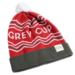 CFL Limited Collection Grey Cup Red Toque