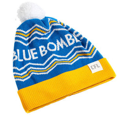 Winnipeg Blue Bombers Pom Toque