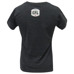 CFL Limited Collection HUSTLE Adidas Ladies Tee