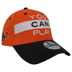 BC Lions YOU CAN PLAY New Era 3930 Limited Edition Flex Cap