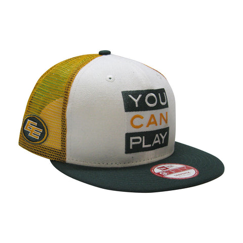 Edmonton Eskimos YOU CAN PLAY New Era 950 Limited Edition Snapback