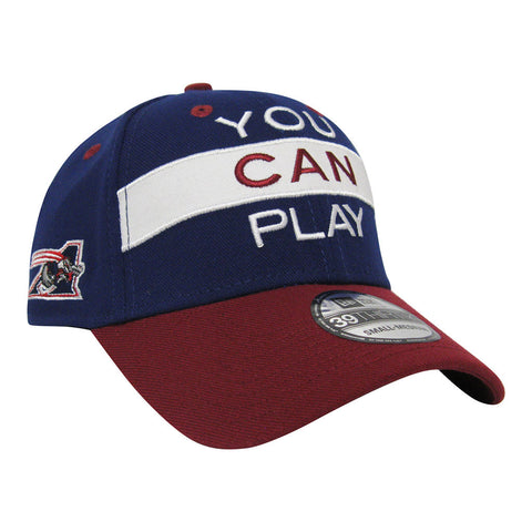 Montreal Alouettes YOU CAN PLAY New Era 3930 Limited Edition Flex Cap