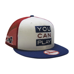 Montreal Alouettes YOU CAN PLAY New Era 950 Limited Edition Snapback