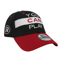 Ottawa REDBLACKS YOU CAN PLAY New Era 3930 Limited Edition Flex Cap