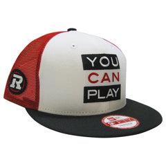 Ottawa REDBLACKS YOU CAN PLAY New Era 950 Limited Edition Snapback