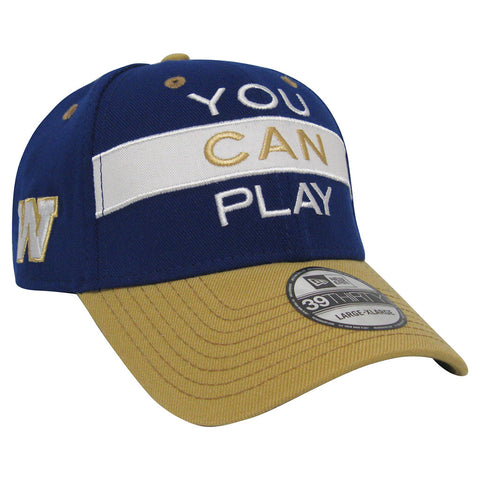Winnipeg Blue Bombers YOU CAN PLAY New Era 3930 Limited Edition Flex Cap