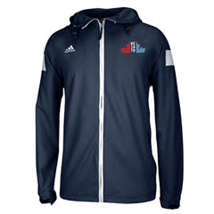 GREY CUP 104 MENS NAVY WOVEN JACKET