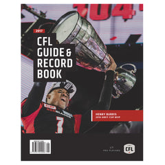 2017 CFL Guide & Record Book