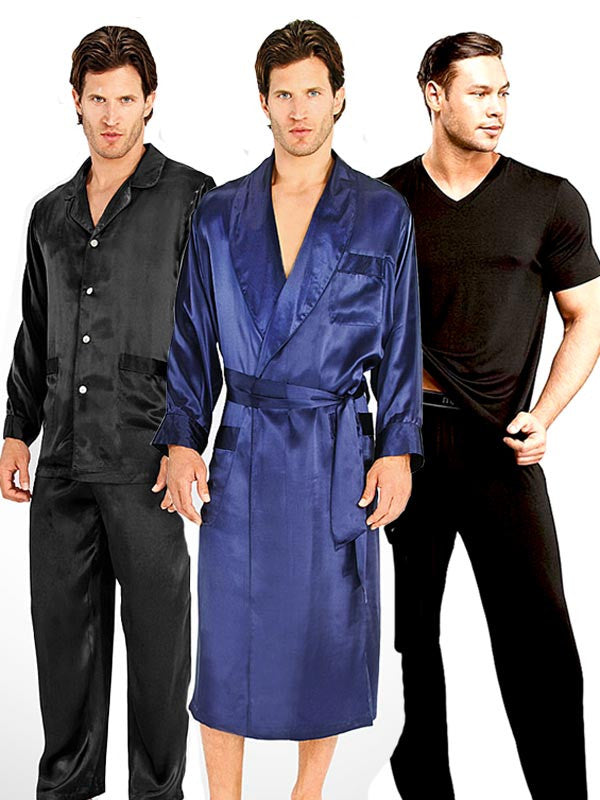 Men's Pajamas, Loungewear, Sleepwear & Underwear