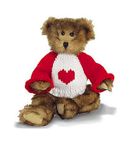 Plush - Austin Valentine Teddy Bear