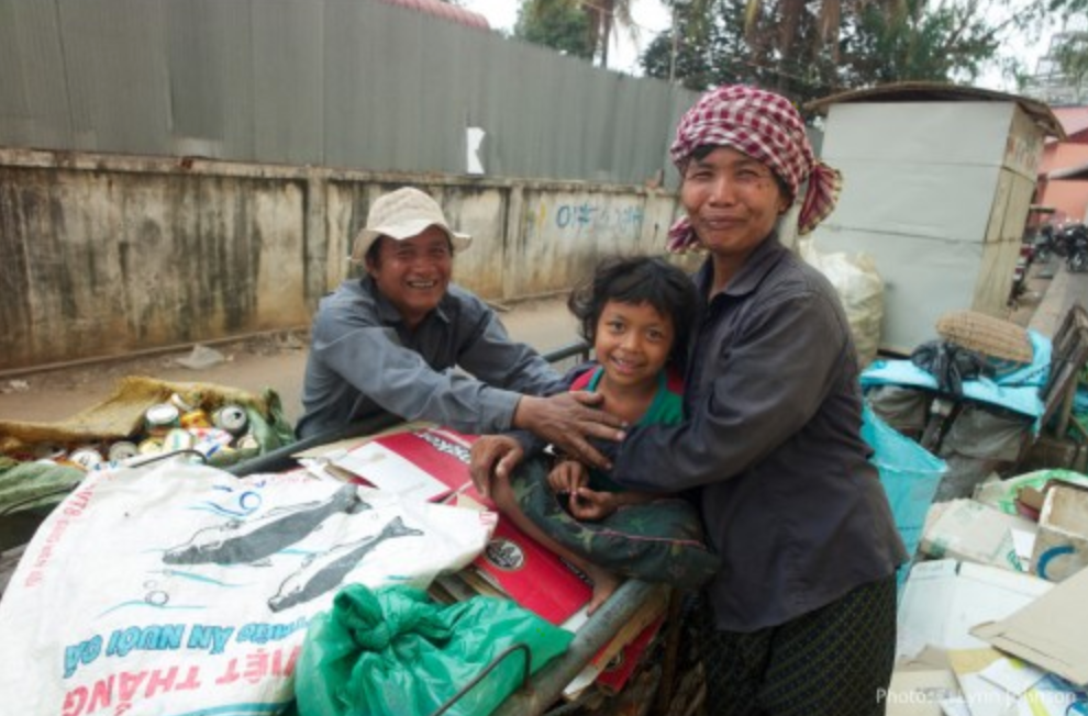 cambodia ngo nonprofit artisan handmade bags up-cycled recycled cement bags sold at do good shop