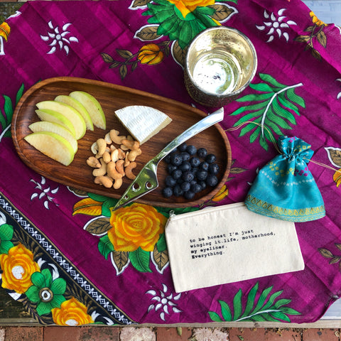 summer subscription box of ethical gifts from do good shop