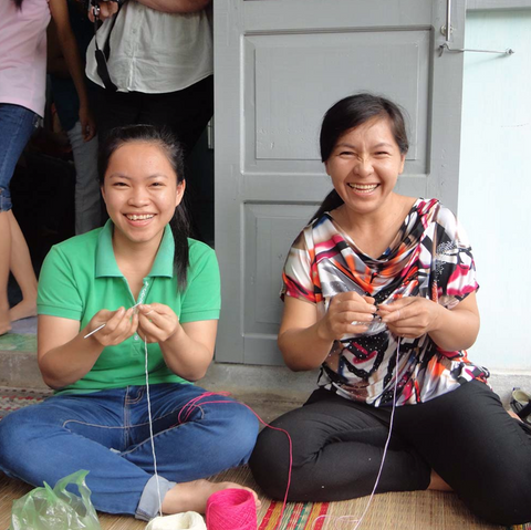 survivor women artisans for do good shop from ho chi mahn city