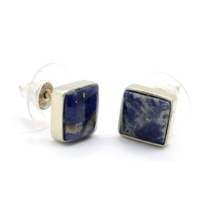 Semi-Precious Stone Studs - do good shop ethical gifts