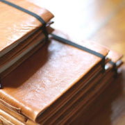 Leather Journals - do good shop