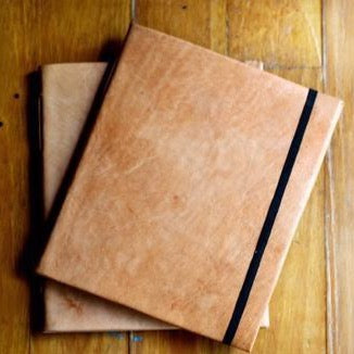 Leather Journals - do good shop ethical gifts