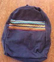 Upcycled Denim Backpack - do good shop ethical gifts