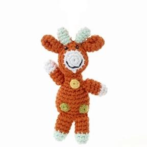 Crocheted Zoo Animals - do good shop ethical gifts