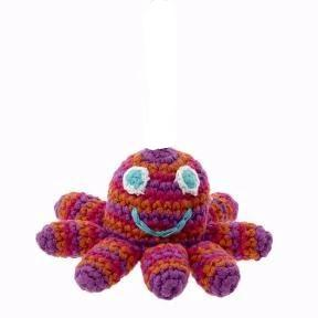 Crocheted Octopus - do good shop ethical gifts