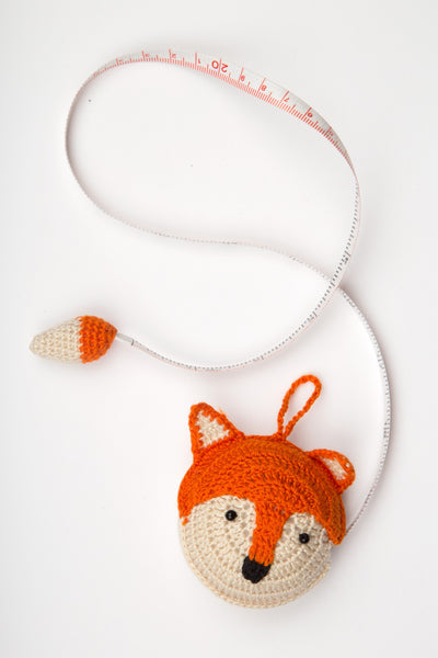 Fox Measuring Tape - do good shop ethical gifts