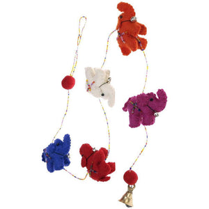 Elephant Garland - do good shop ethical gifts