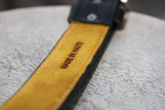 Genuine Leather Belt - do good shop ethical gifts