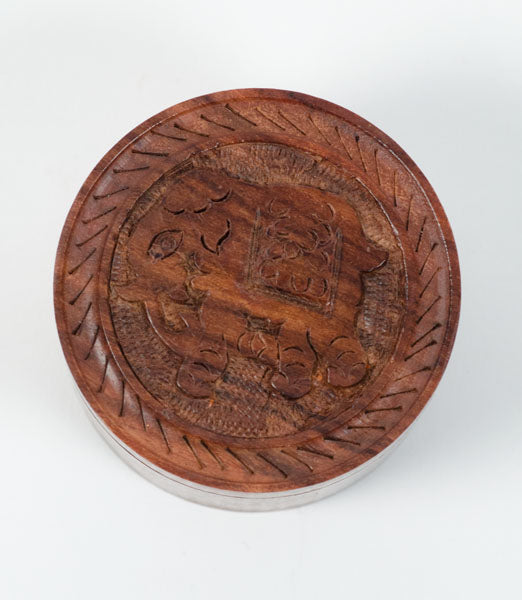 Hand-carved Rosewood Gift Box