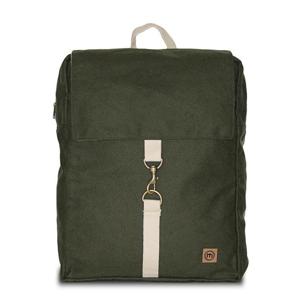 Canvas Backpack - do good shop ethical gifts