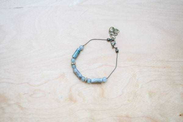 Natural Stone Bracelet - do good shop ethical gifts