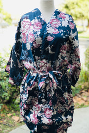 Kimono Style Robe - do good shop ethical gifts