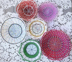 Handmade Beaded Baskets - do good shop ethical gifts