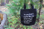 William Wilberforce Tote - do good shop ethical gifts